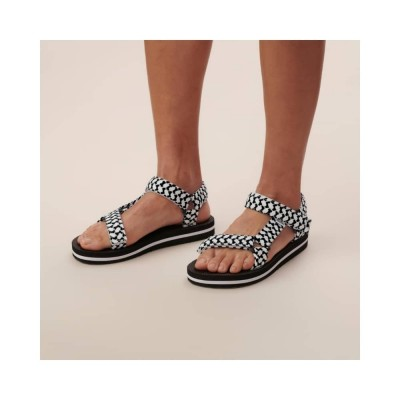 sandals alanis - black
