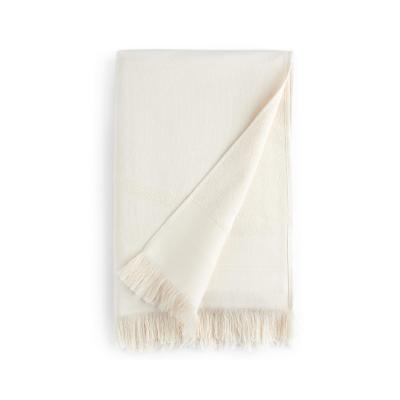 way cph strand håndklæde - cream