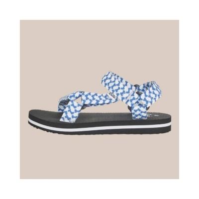 sandals alanis - blue