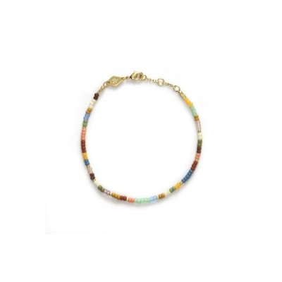 anni lu dusty eldorado bracelet - gold