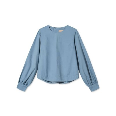 sada skjorte bluse - blue