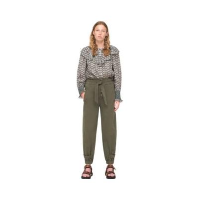 layla pants - army