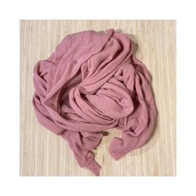 luxury m tørklæde - old pink