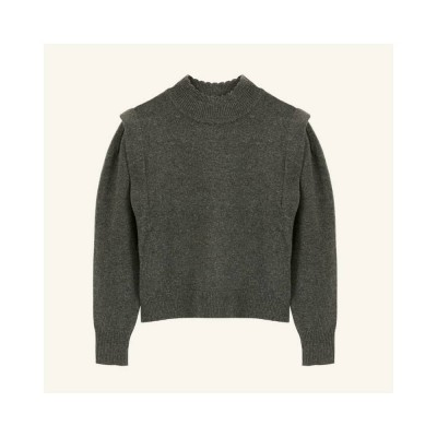 lucile pullover - anthracite