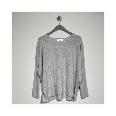 agnes strik - light grey melange