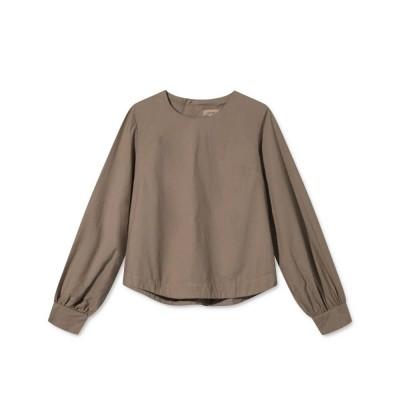 sada skjorte bluse - brown