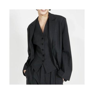 emili jacket - black