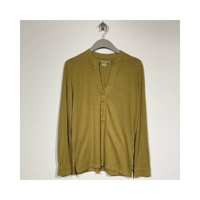 tunisien bluse - bronze
