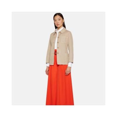 giacca donna jakke - beige
