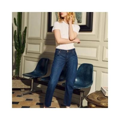 nina boyfriend jeans - denim blue