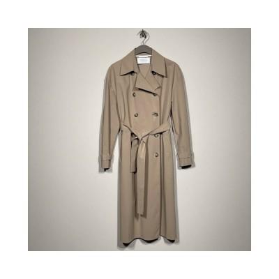 trench coat light technic - camel