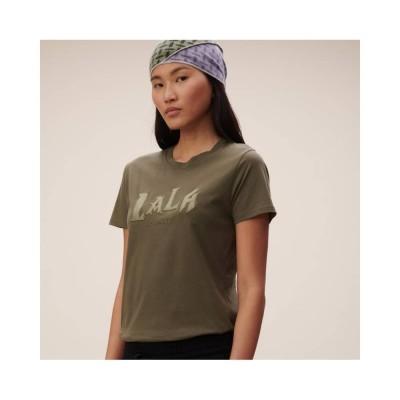 t-shirt reda lala mix - olive night