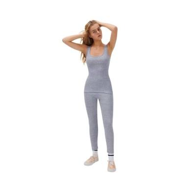 nooby leggins - heather grey