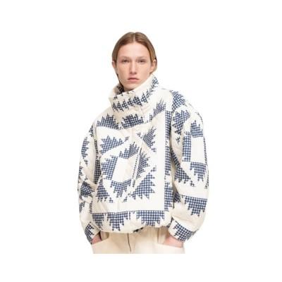 gloucester puffer jacket - multi
