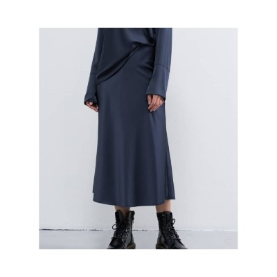 hana nederdel - blue grey