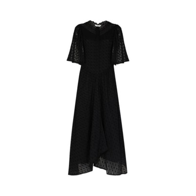 turin kjole - black
