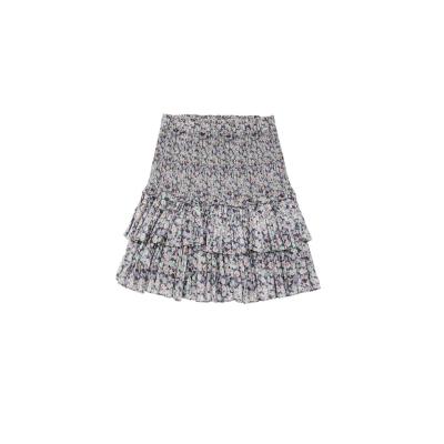 naomi nederdel - multi color