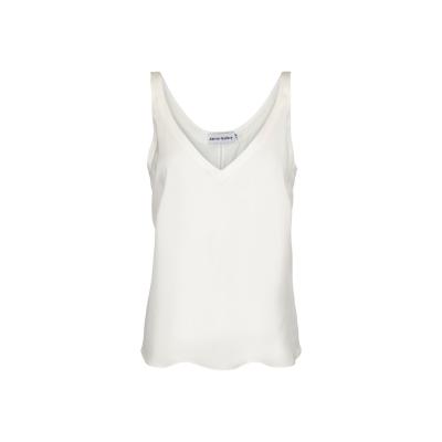 shin silke top - off white
