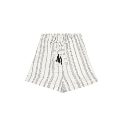sofia shorts - off white
