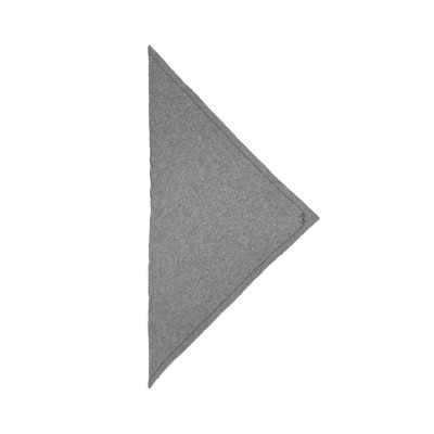 triangle solid logo m - city middlegrey melange