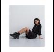 hiromi kjole - black