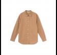 cora skjorte - camel