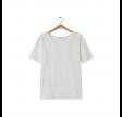 fakobay t-shirt - white