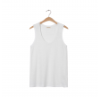 jacksonville strop-shirt - blance