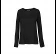 kasumi bluse - black