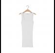 massachusetts top - white
