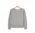 neaford sweat - heather grey
