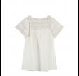 neslie bluse - ivoire