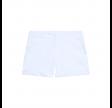 selena shorts - white