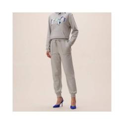 phine sweatpants - grey melange